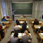 Kurs i abstrakt algebra 2015, Erland föreläser