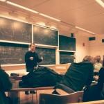 Träningsläger tävlingsprogrammering. Foto: Oskar Werkelin Ahlin