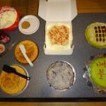 Mer tårtor